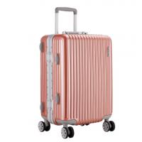 镜面箱子铝框拉杆箱万向轮行李箱男女旅行箱密码箱