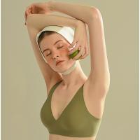 新款无痕内衣女无钢圈薄款小胸聚拢调整型收副乳性感大码胸罩文胸